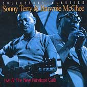 Sonny Terry & Brownie McGhee: Live at the New Penelope Cafe