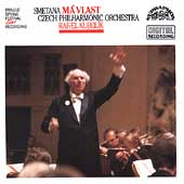 Smetana: M&#225; vlast / Kubelik, Czech Philharmonic Orchestra