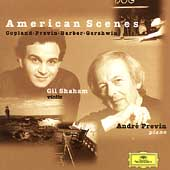 American Scenes / Gil Shaham, André Previn
