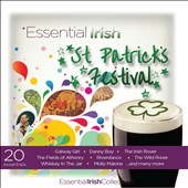 Various Artists: Essential Irish St Patrick's Festival