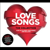 Various Artists: Love Songs: The Collection [Digipak]
