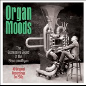 Various Artists: Organ Moods: The Expressive Sound