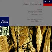 Grofe: Grand Canyon Suite;  Gershwin: Porgy & Bess / Dorati