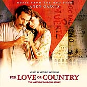 Original Soundtrack: For Love or Country: The Arturo Sandoval Story