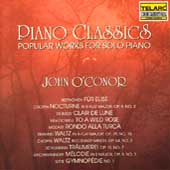 Piano Classics - Popular Works for Solo Piano / O'Conor