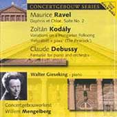Concertgebouw Series - Ravel, Kod&#225;ly, Debussy