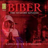 Biber: The Mystery Sonatas / Reiter, Cordaria