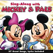 Disney: Sing-Along With Mickey & Pals [Blister]