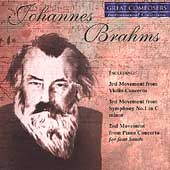 Great Composers Instrumental Collection - Brahms