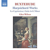 Buxtehude: Harpsichord Works / Wilson