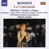 Rossini: La Cenerentola / Zedda, DiDonato, et al