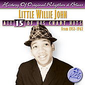 Little Willie John: All 15 Chart Hitsn