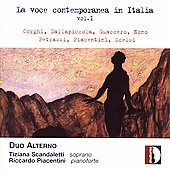 La voce contemporanea in Italia Vol 1 / Alterno Duo