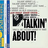 Grant Green: Talkin About