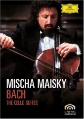 Bach: 6 Suites For Solo Violoncello, BWV 1007-1012 / Maisky [2 DVD]