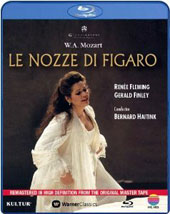 Mozart: The Marriage of Figaro / Renée Fleming, Gerald Finley, Stephen Medcalf. Bernard Haitink [Blu-Ray]