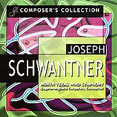 Composer's Collection - Schwantner / Corporon, North Texas