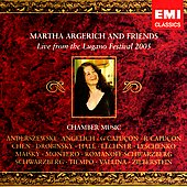 Live from Lugano Festival 2005 - Martha Argerich and Friends