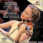 Tchaikovsky: Violin Concerto, etc / Julia Fischer, et al
