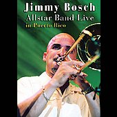 Jimmy Bosch: All Star Band: Live
