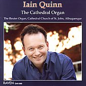The Cathedral Organ - Dupré, Busoni, et al / Iain Quinn