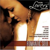 Various Artists: For Lovers Only: Romantic Soul