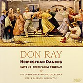 Don B. Ray: Homestead Dances / Gleeson, Dublin PO