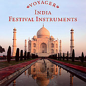 Various Artists: Voyager: India-Festival Instruments
