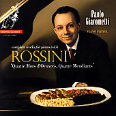 Rossini: Complete Works for Piano Vol 8 / Paolo Giacometti