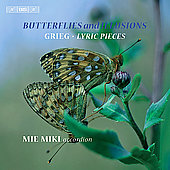 Butterflies and Illusions - Grieg: Lyric Pieces / Mie Miki