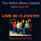 British Blues Quintet: Live in Glasgow