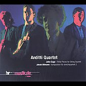 Cage: Thirty Pieces;  Ullmann: Komposition for String Quartet / Arditti Quartet
