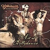 Various Artists: The Art of Bellydancing [Digipak]