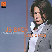 Bach: Piano Concertos / David Fray, German Chamber Philharmonic