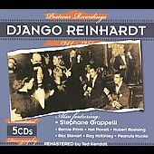 Django Reinhardt: Postwar Recordings 1944-1953 [Box]