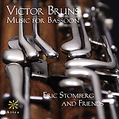 Bruns: Music for Bassoon / Stomberg, Koenig, et al