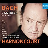 Bach: Cantatas BWV 2 / Nikolaus Harnoncourt, et al