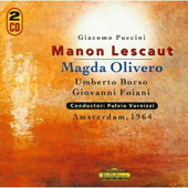 Puccini: Manon Lescaut