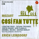 Mozart: Cosi Fan Tutte (Complete)