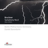 Bruckner: Symphony No 8 [United Kingdom]