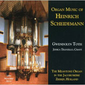 Organ Music of Heinrich Scheidemann