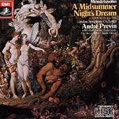 Mendelssohn: Midsummer Night's Dream / Previn, Watson