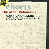Chopin: Great Polonaises