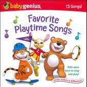 Various Artists: Baby Genius: Favorite Playtime Songs