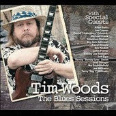 Tim Woods: The Blues Sessions [Digipak]