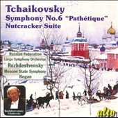 Tchaikovsky: Symphony No. 6; Nutcracker