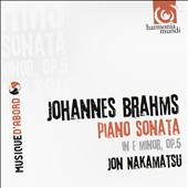 Brahms: Piano Sonata No. 3 Op. 5