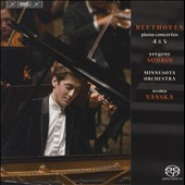 Beethoven: Piano Concerto No. 4; Piano Concerto No. 5