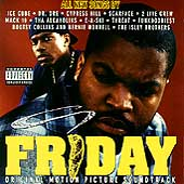 Original Soundtrack: Friday [Original Motion Picture Soundtrack] [PA]