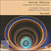 Anton Reicha: Variations & Grand Quintet